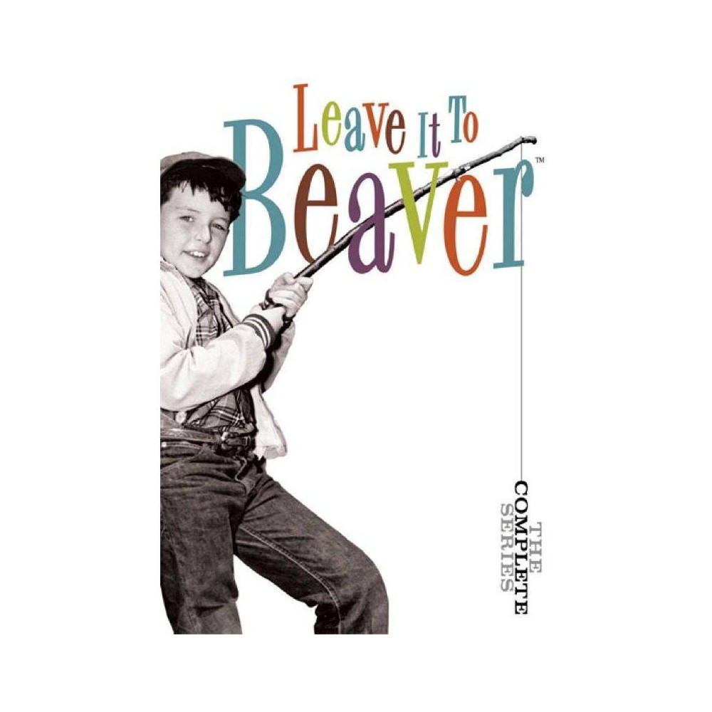 Leave It To Beaver The Complete Series Dvd 2019