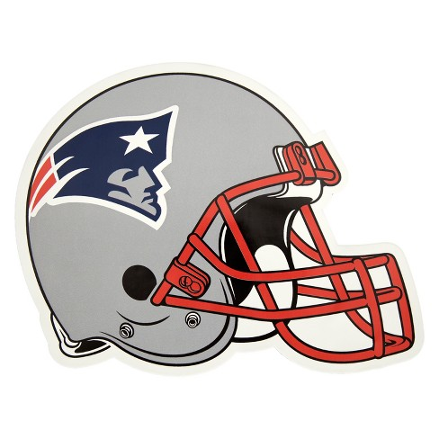 NFL New England Patriots Large Outdoor Helmet Decal - image 1 of 1