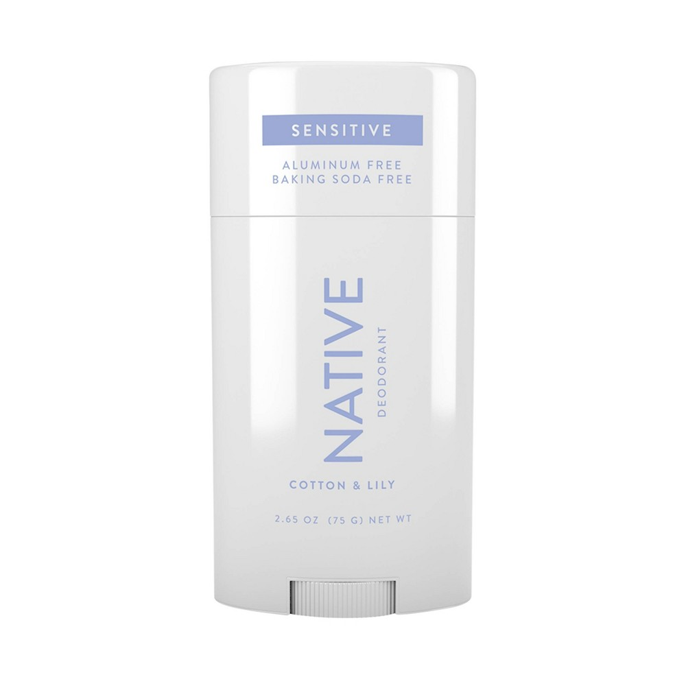 Image of Native Cotton & Lily Sensitive Deodorant - 2.65oz