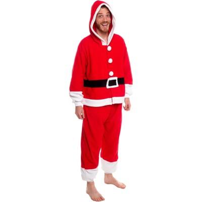Funziez! Holiday Santa Claus Slim Fit Men's Novelty Union Suit