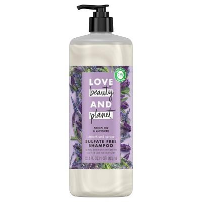 Love Beauty and Planet Lavender Shampoo - 32 fl oz
