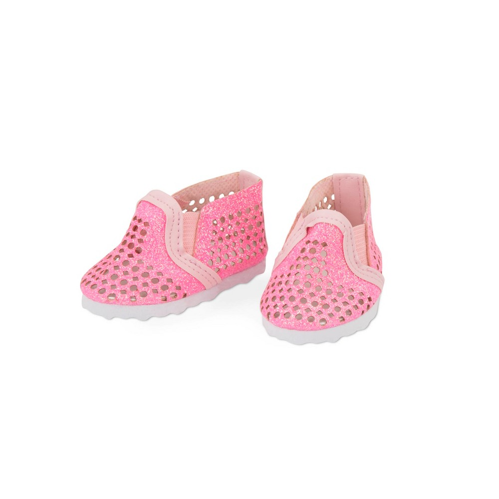 Our Generation Pink Slip-Ons