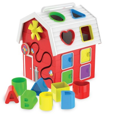 The Learning Journey Early Learning Farm Activity Cube