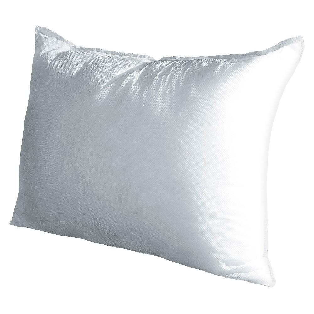 """Image of """"White Insert Lumbar Throw Pillow (12""""""""x16"""""""")"""""""