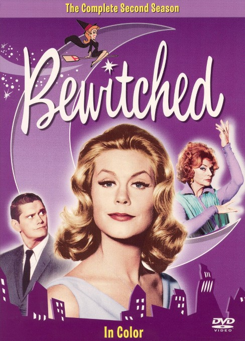 Bewitched: The Complete Second Season - In Color (5 Discs) (dvd_video) - image 1 of 1