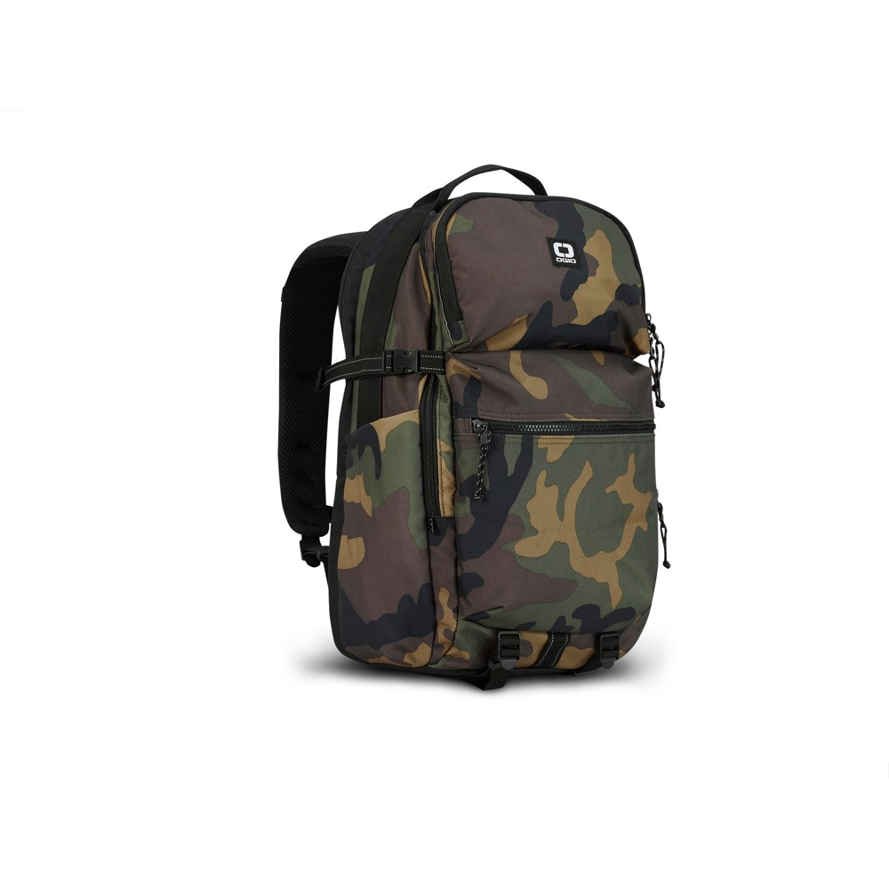 Ogio Alpha Recon 320 Backpack - Camo, Green