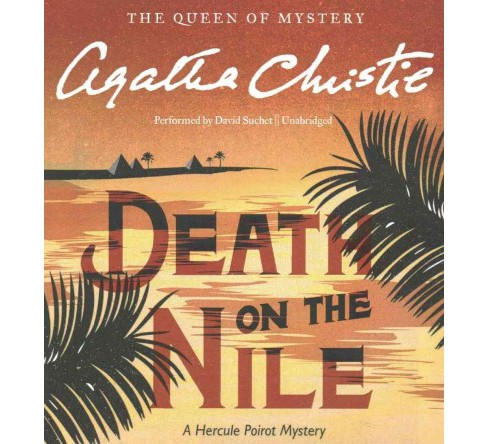 Death on the Nile (Unabridged) (CD/Spoken Word) (Agatha Christie) - image 1 of 1