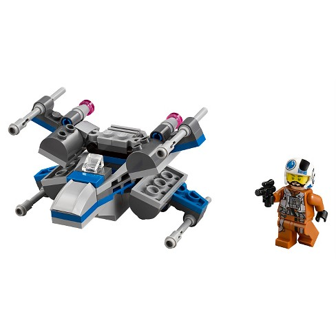 Lego Star Wars Resistance X Wing Fighter 75125 Target