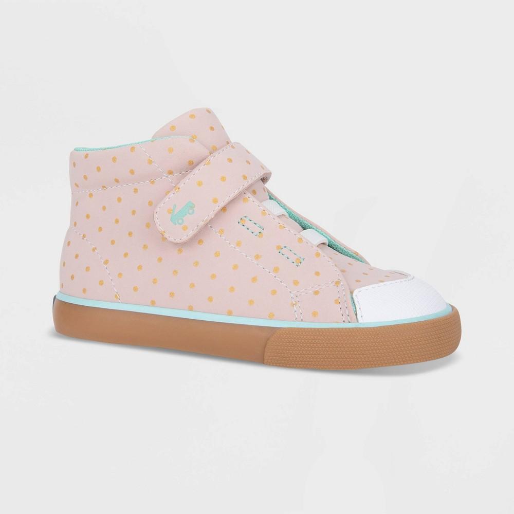 Image of Toddler Girls' See Kai Run Belmont II Sneakers - Pink 10, Girl's
