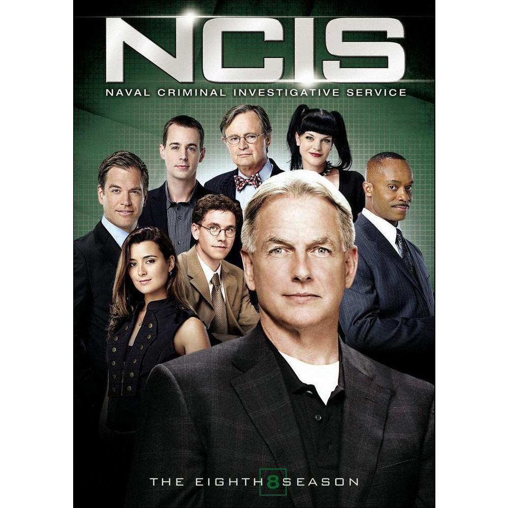 Ncis The Eighth Season Dvd
