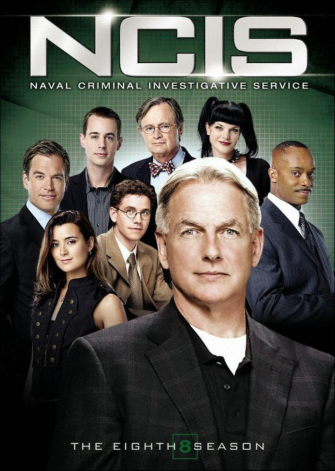 NCIS: The Eighth Season [6 Discs] - image 1 of 1