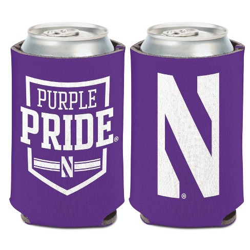 NCAA Northwestern Wildcats Slogan Can Cooler - image 1 of 1