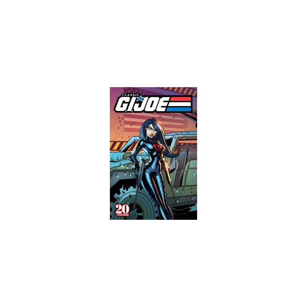 Classic G.I. Joe 20 - (G. I. Joe) by Larry Hama (Paperback)
