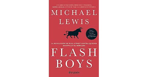 Flash Boys (Unabridged) (CD/Spoken Word) (Michael Lewis) - image 1 of 1