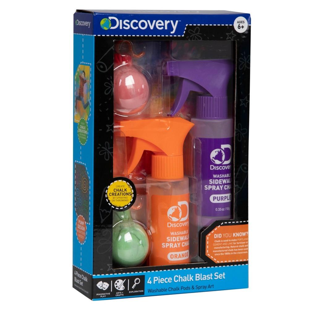 Image of Discovery Kids Chalk Blast Set