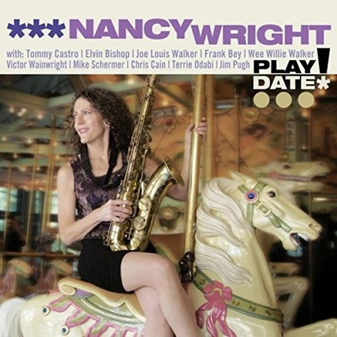 Nancy Wright - Playdate (CD) - image 1 of 1