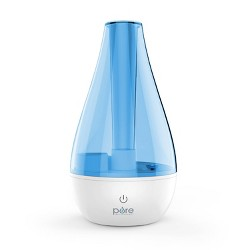 Pure Enrichment Ultrasonic Cool Mist Humidifier for Small Rooms