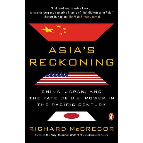 Asia's Reckoning - by  Richard McGregor (Paperback) - image 1 of 1