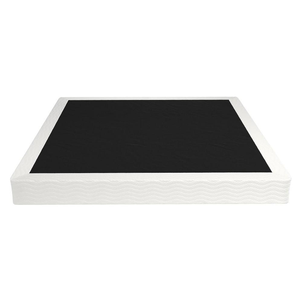 """Image of """"7"""""""" Folding Box Spring/Foundation King White - Room & Joy"""""""