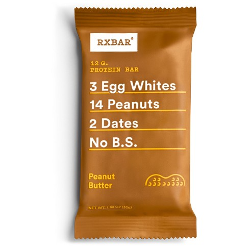 RXBAR Peanut Butter Protein Bar - 1.83oz - image 1 of 1