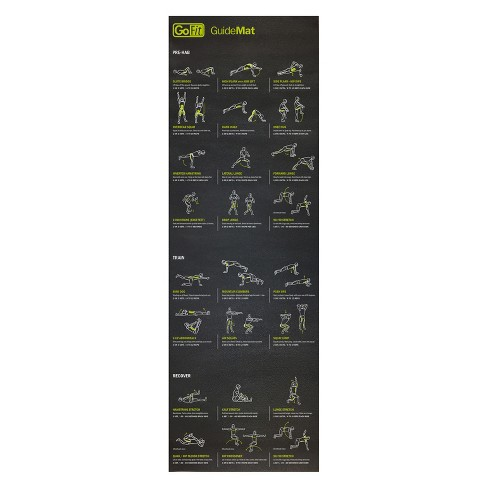 Go Fit Guide Mat - image 1 of 4