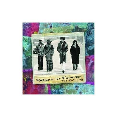 Return to Forever; Return to Forever - Anthology (CD) - image 1 of 1