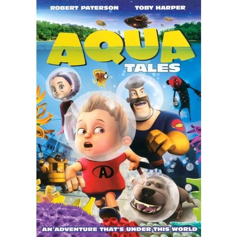 Aqua Tales (dvd_video) - image 1 of 1