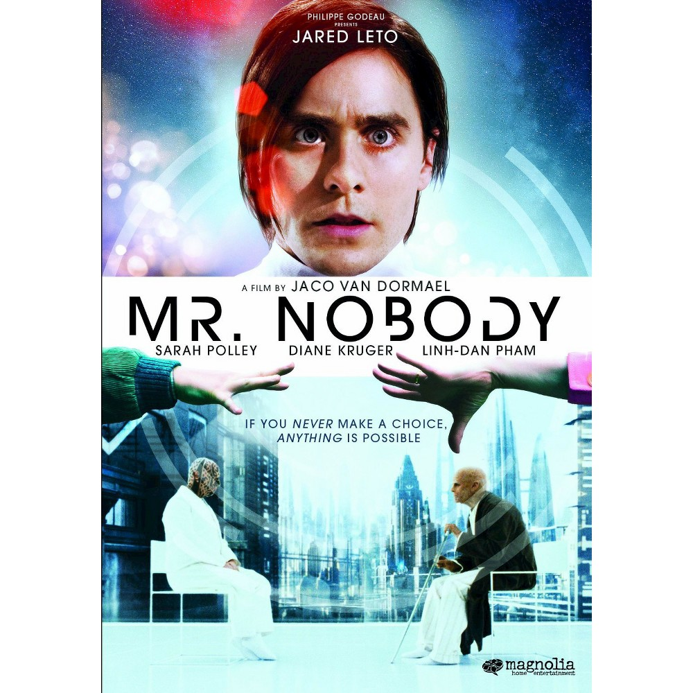 Mr. Nobody (Dvd), Movies