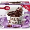 Betty Crocker Mug Treats Hot Fudge Brownie Cake Mix - 13.9oz/4ct - image 2 of 3