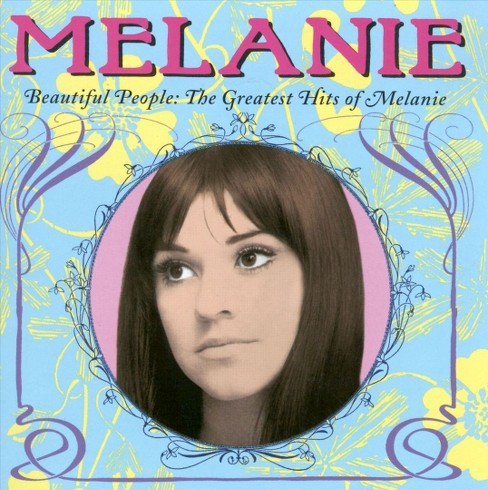 Melanie - Beautiful people:Greatest hits melani (CD) - image 1 of 1