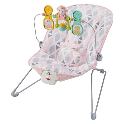Fisher-Price Baby Bouncer - Diamond Blush