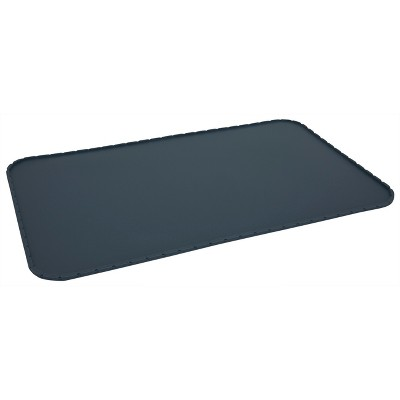 Feeding Mat for Dog - Faceted Evening Shade - Large - Boots & Barkley™