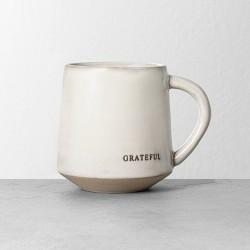 'Grateful' Stoneware Mug - Hearth & Hand™ with Magnolia