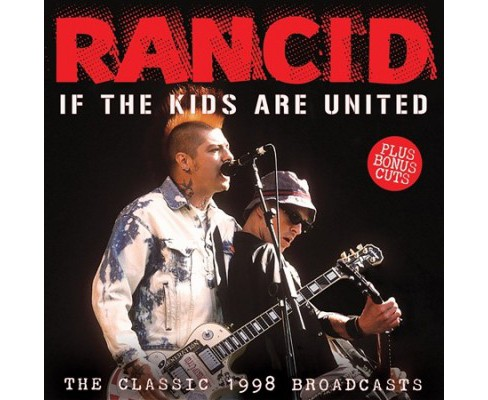 Rancid - If The Kids Are United (CD) - image 1 of 1