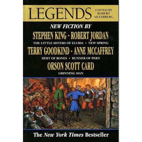 Legends - (Paperback) - image 1 of 1
