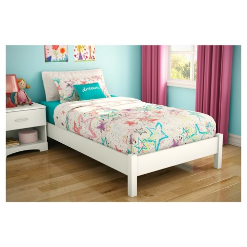 Step One Platform Bed - Twin - South Shore