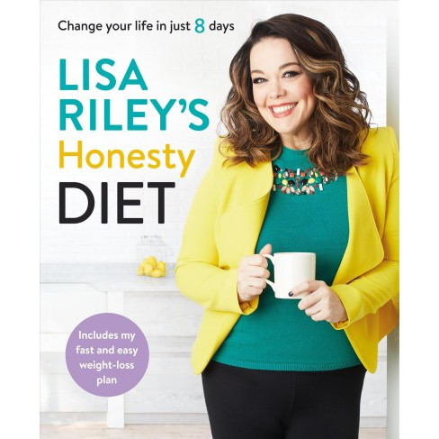 Lisa Riley's Honesty Diet : Change Your Life in Just 8 Days -  (Paperback) - image 1 of 1