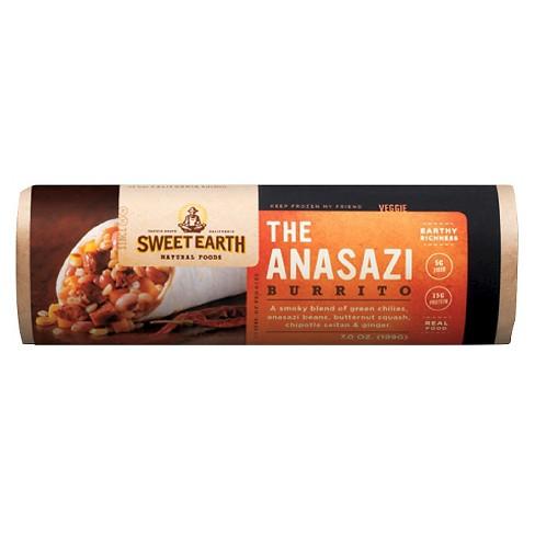 Sweet Earth The Anasazi Frozen Burrito - 7oz - image 1 of 1