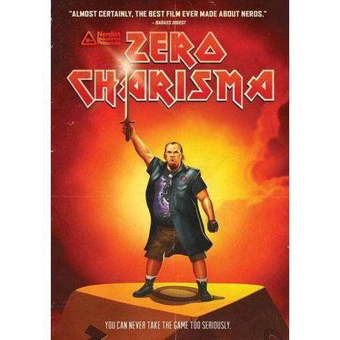 Zero Charisma (DVD) - image 1 of 1