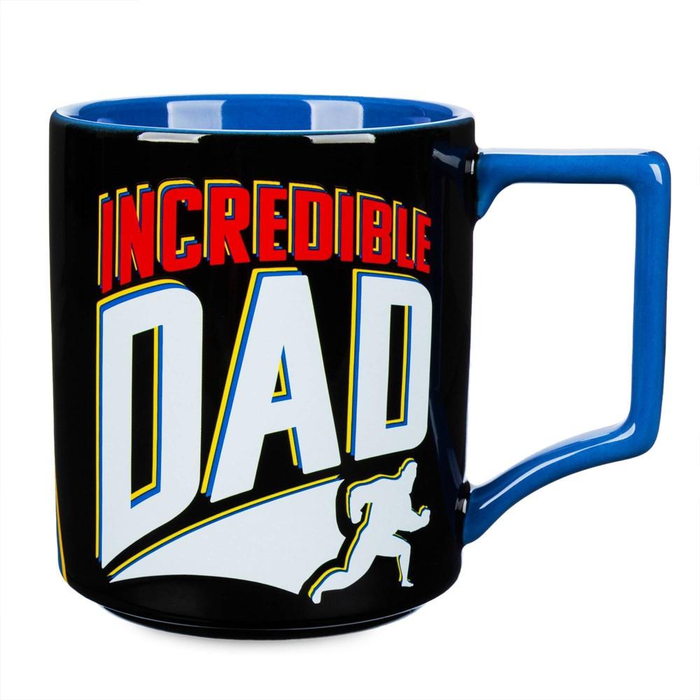 Image of Disney 13oz Ceramic Incredible Dad Mug - Disney Store