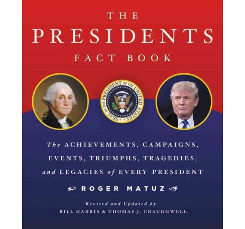 Presidents Fact Book : The Achievements, Campaigns, Events, Triumphs, and Legacies of Every President - image 1 of 1