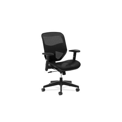 Prominent High Back Mesh Task Chair Black - HON