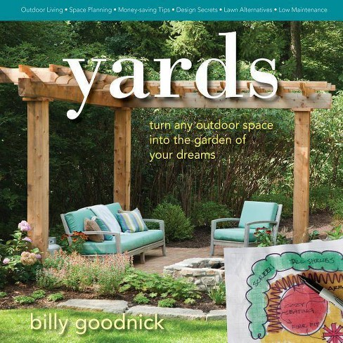 Yards - by  Billy Goodnick (Hardcover) - image 1 of 1