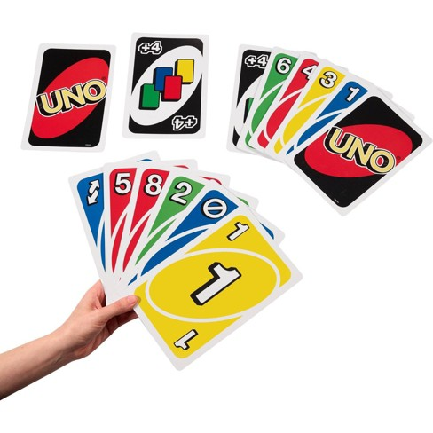 Uno Giant Game Target