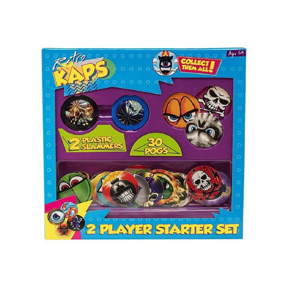 Image of Retro KAPS 2 Player Starter Set