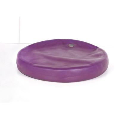Abilitations Large CoreDisk Seat Cushion, 15 Inches, Purple
