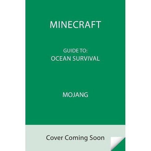 Minecraft: Guide to Ocean Survival - (Hardcover)