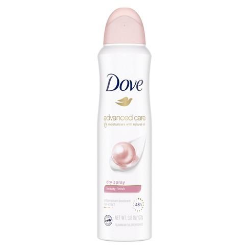 Dove Beauty Finish 48-Hour Antiperspirant & Deodorant Dry Spray - 3.8oz - image 1 of 3