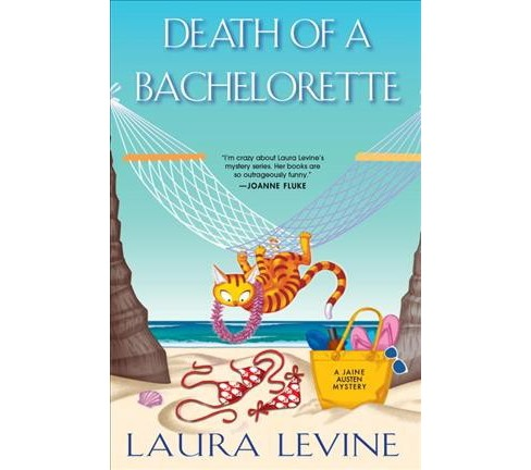 Death of a Bachelorette (Hardcover) (Laura Levine) - image 1 of 1