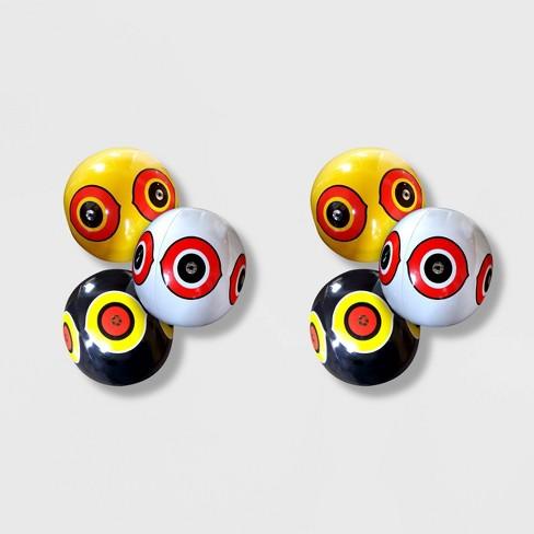 6pk Scare Eye In Three Colors - Bird-X - image 1 of 3